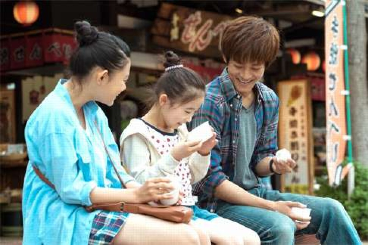 Film review: Her Love Boils Bathwater – Japanese drama about