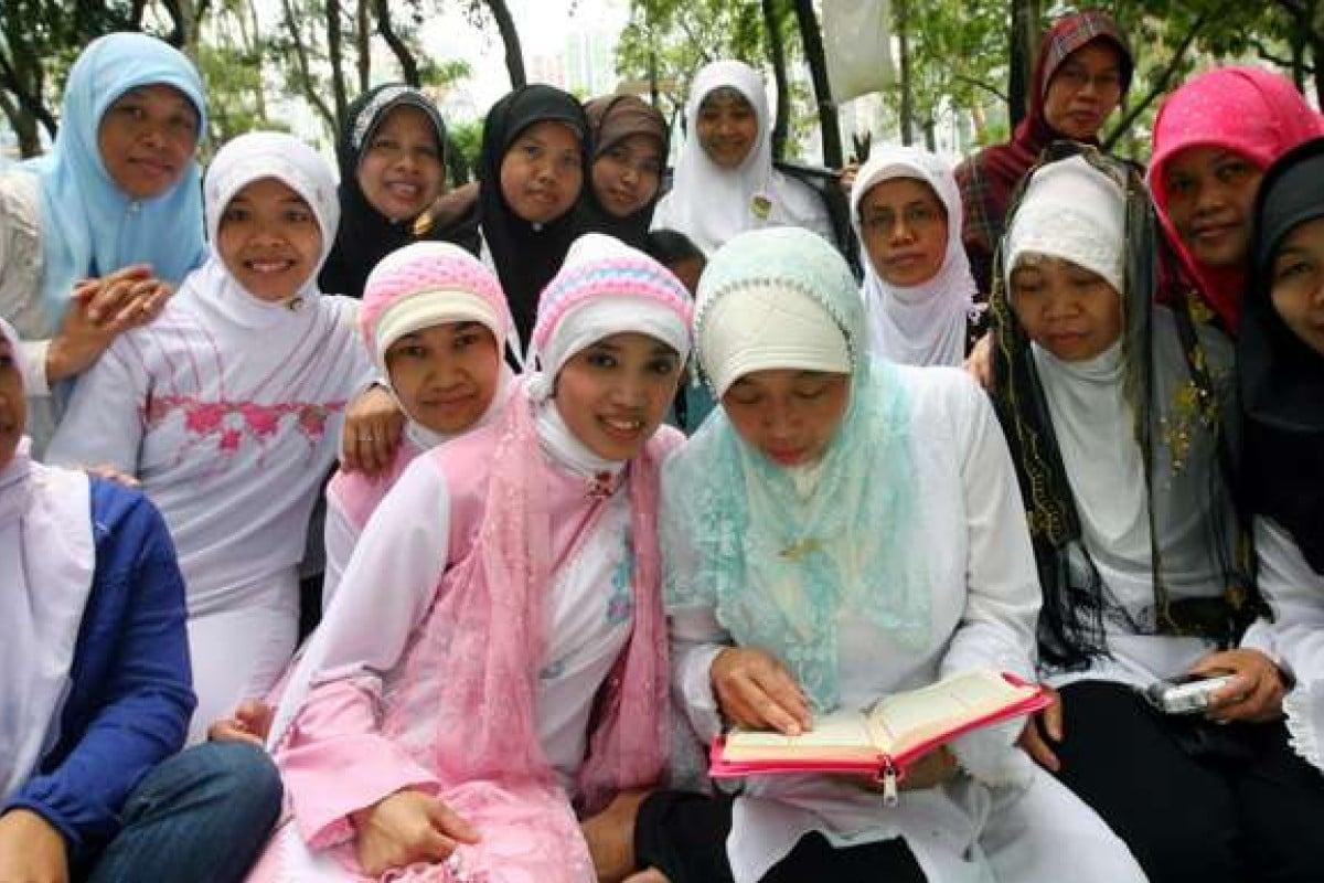 Indonesian helpers in Hong Kong to gain renewal option as