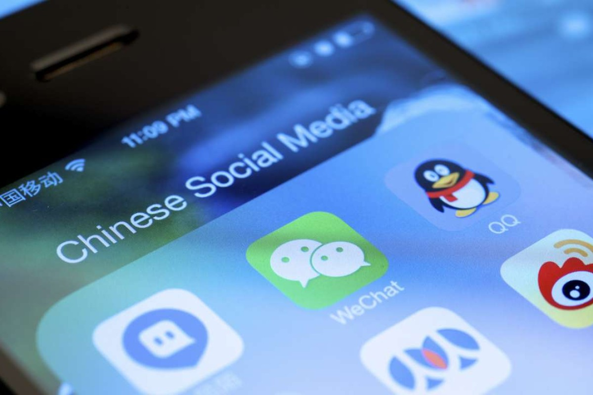 How China's highly censored WeChat and Weibo fight fake news