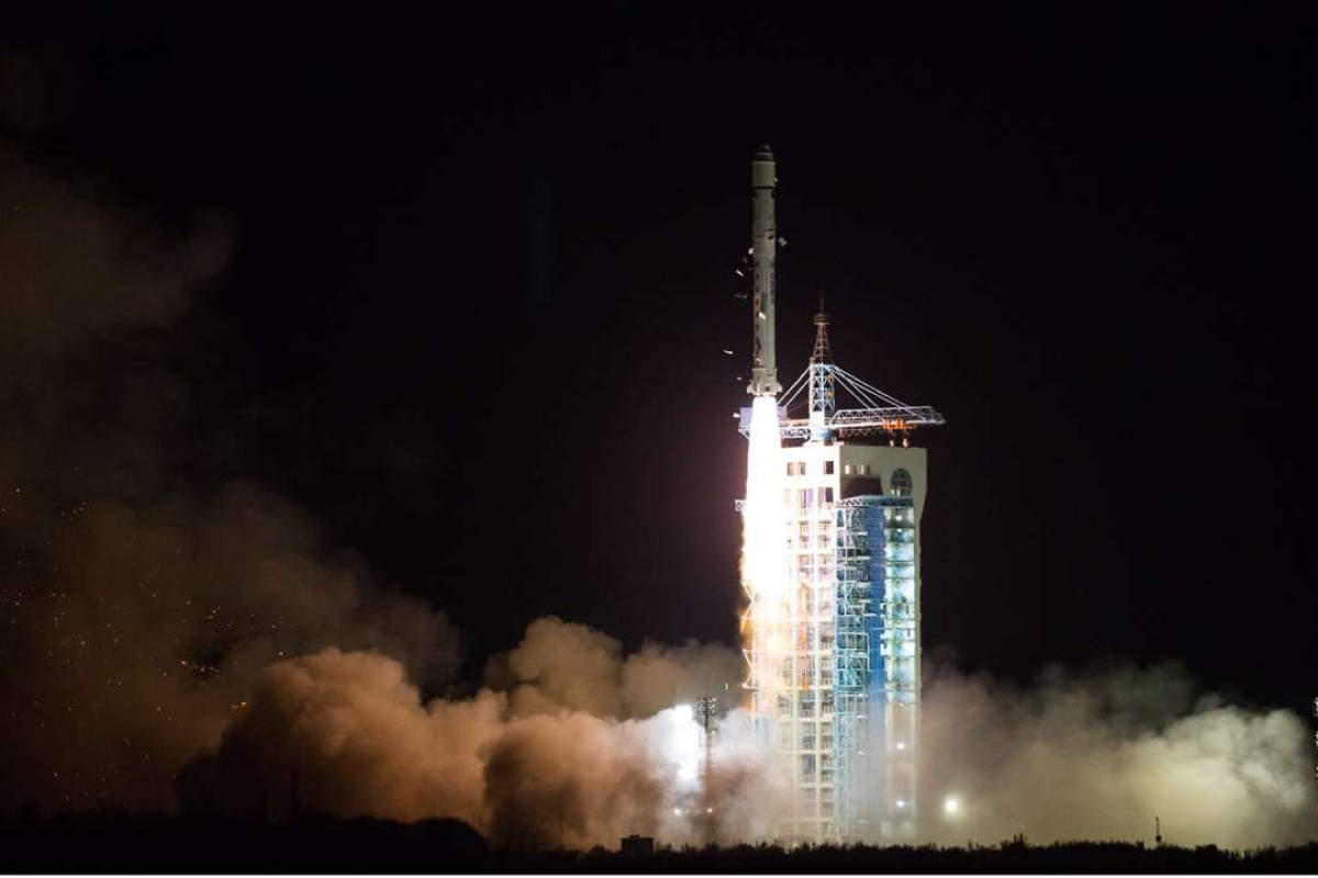 China launches satellite to monitor nation's greenhouse gas