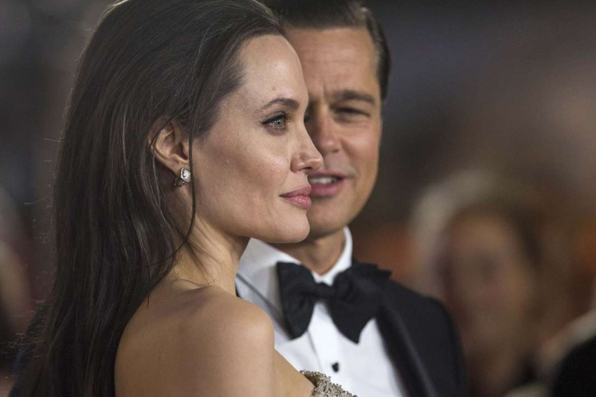 Image result for Brad Pitt and Angelina Jolie are officially single. Is it possible to promise eternal love?