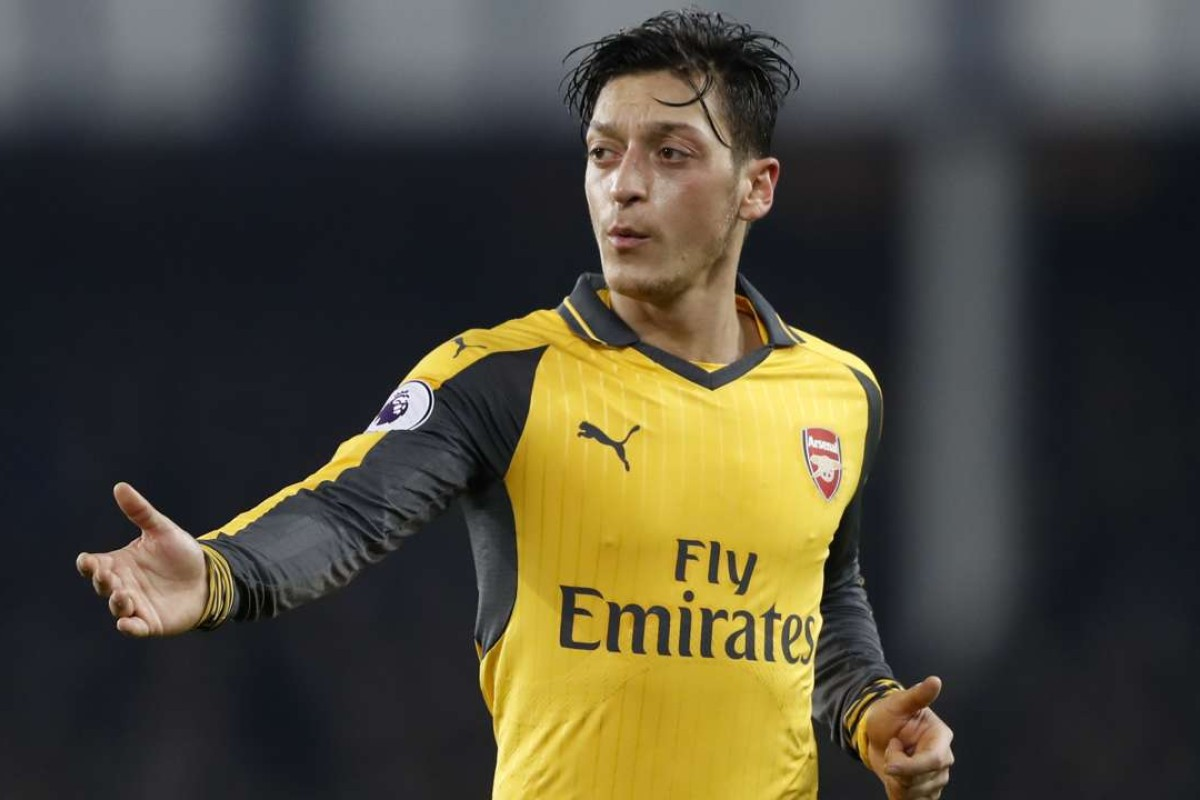 d38999a71 Mesut Ozil and Arsenal look to bounce back against West Bromwich ...