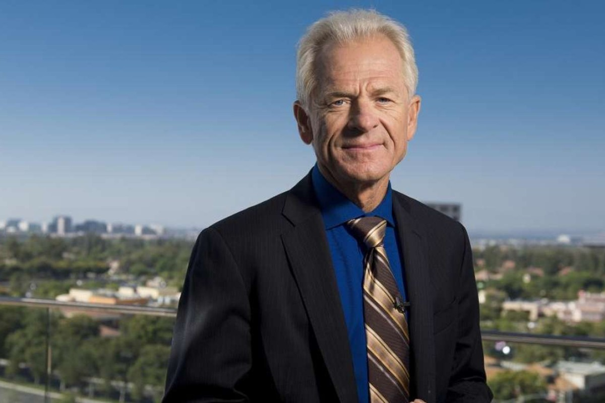 Peter Navarro is one of Donald Trump's most visible advisors on the economy and trade. Photo: Orange County Register