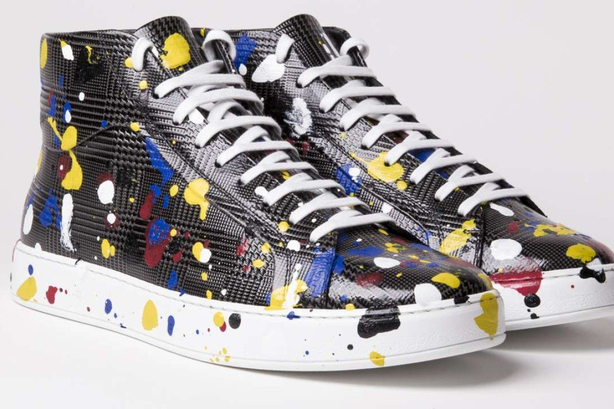 bd931943 Dior Homme launches colourful sneaker collection   South China ...
