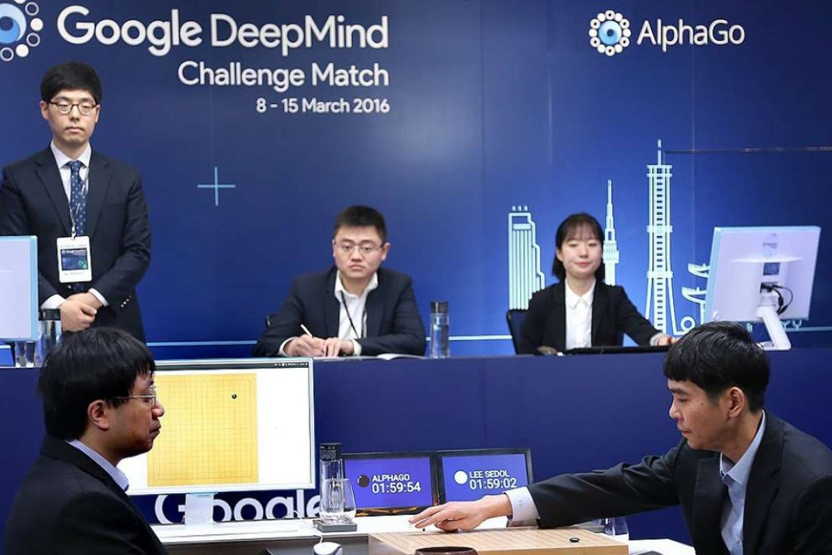 Baidu's AI robot upstaged by Google's AlphaGo in show down against humans