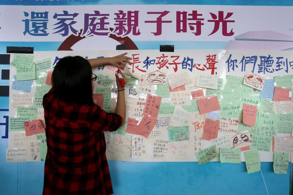 To beat student stress, Hong Kong should support its schools, not