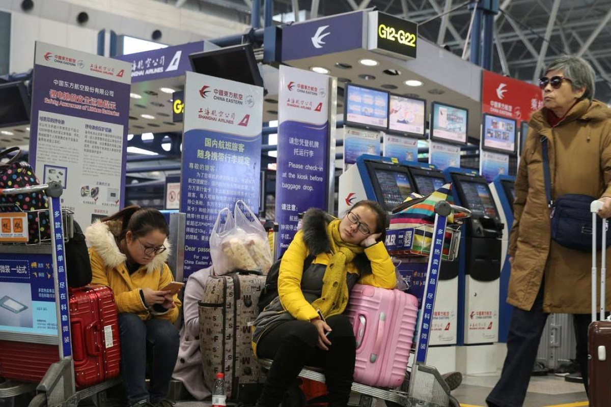 Chinese airlines to offer payouts from 100 yuan for flight delays