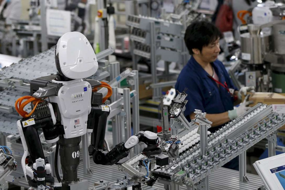Can Hong Kong keep up with the rise of the robots? | South China