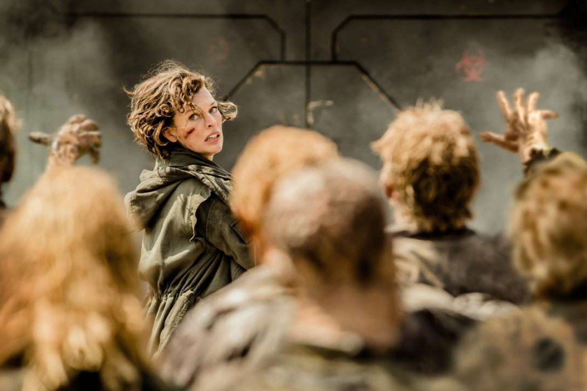 Film review – Resident Evil: The Final Chapter will satisfy