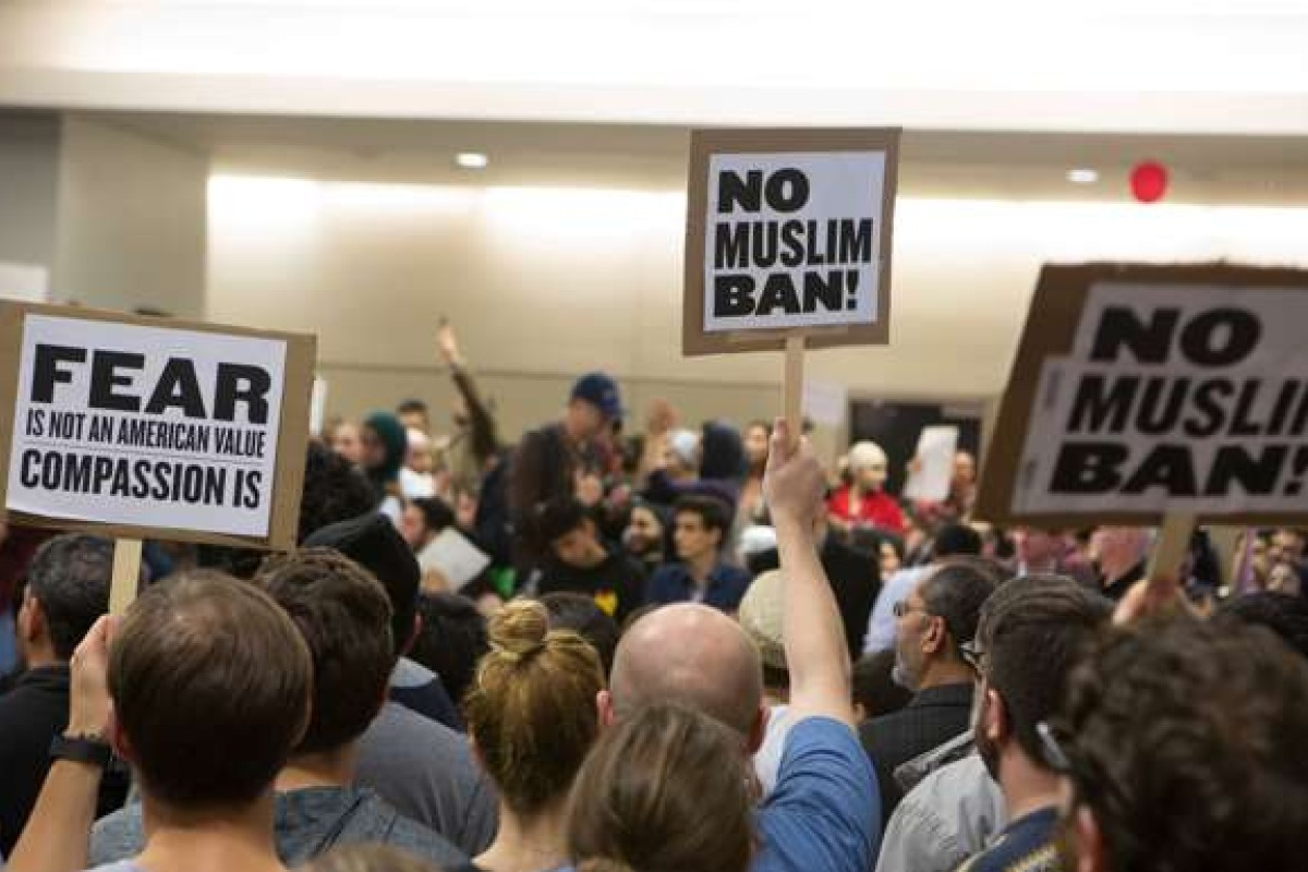 How Trump's abrupt immigration ban sowed confusion at airports and
