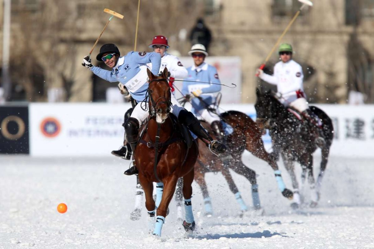 How Polo became the sport of China's billionaires | South