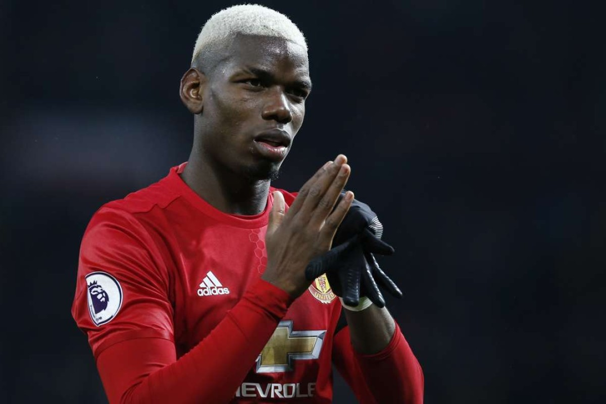 Manchester United's Paul Pogba unfazed by price tag says
