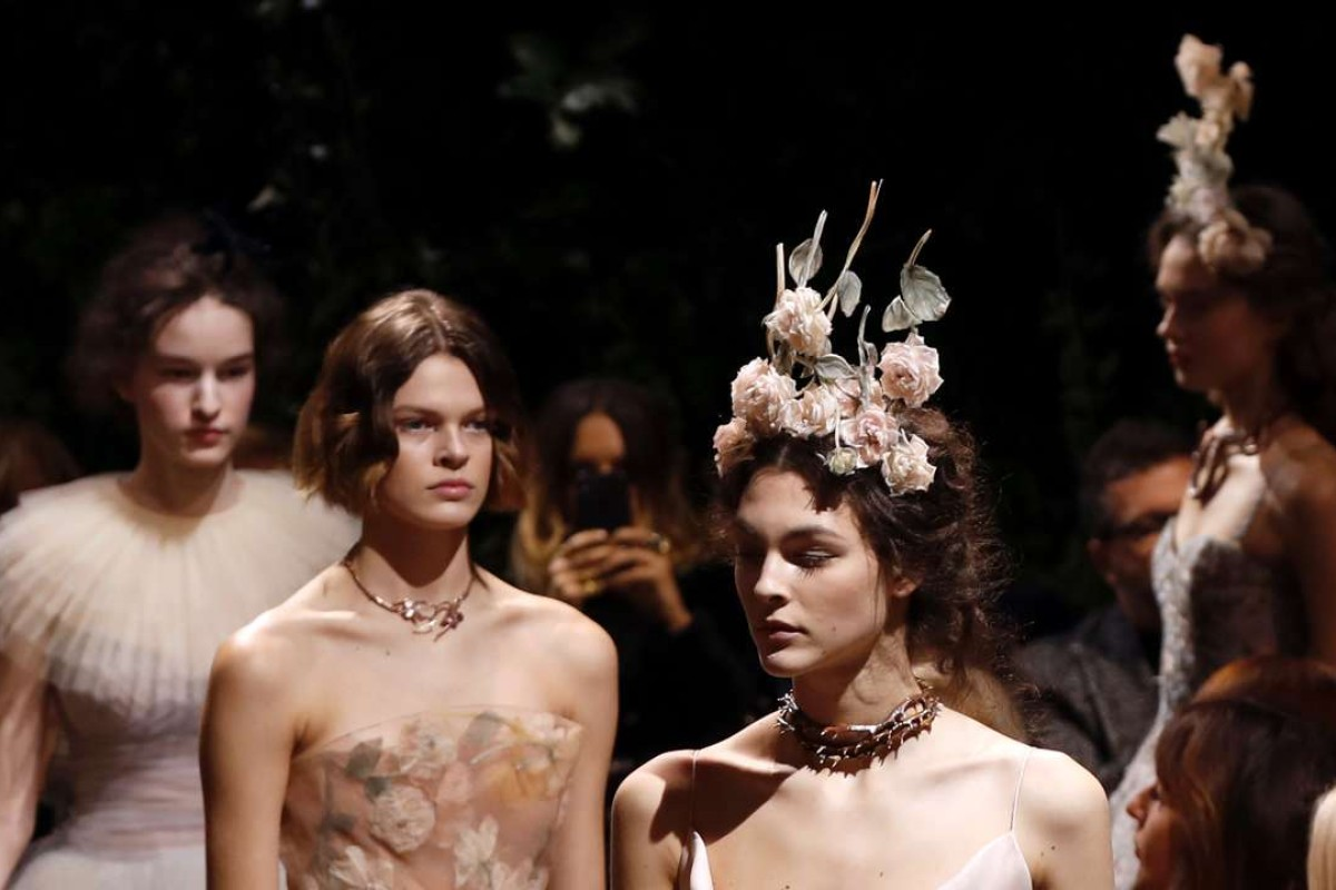 a3d641bd52b29 Christian Dior provides an 'immersive experience' with a virtual reality  headset that allows viewers