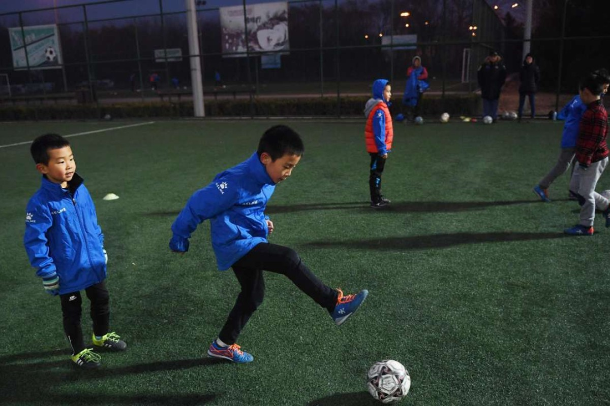China plans to establish 50,000 soccer academies by 2025 | South
