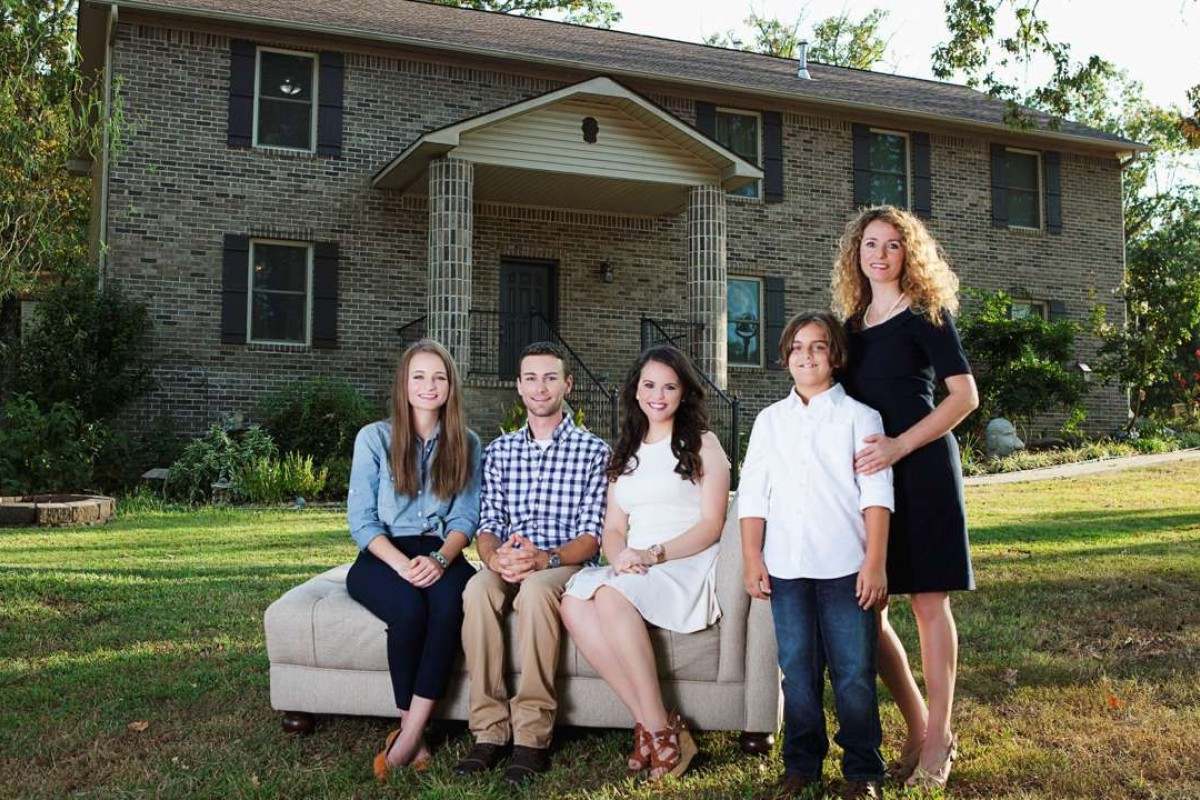 How Cara Brookins built a home from scratch, guided by