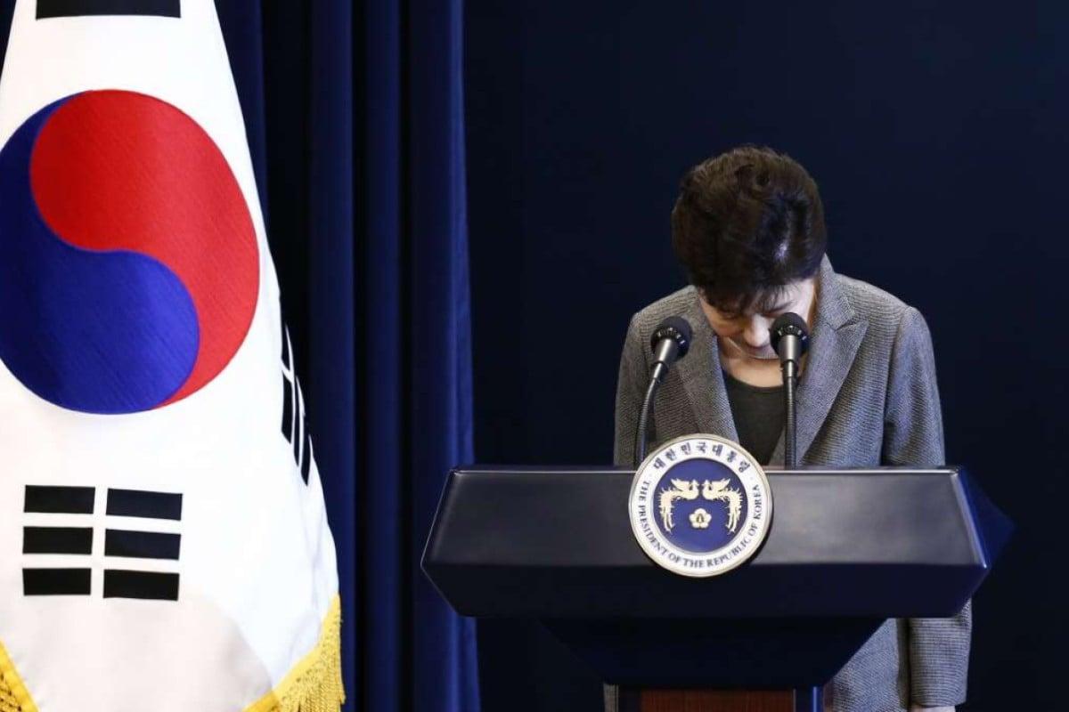 The rise and fall of Park Geun-hye, Korea's 'Jackie Onassis