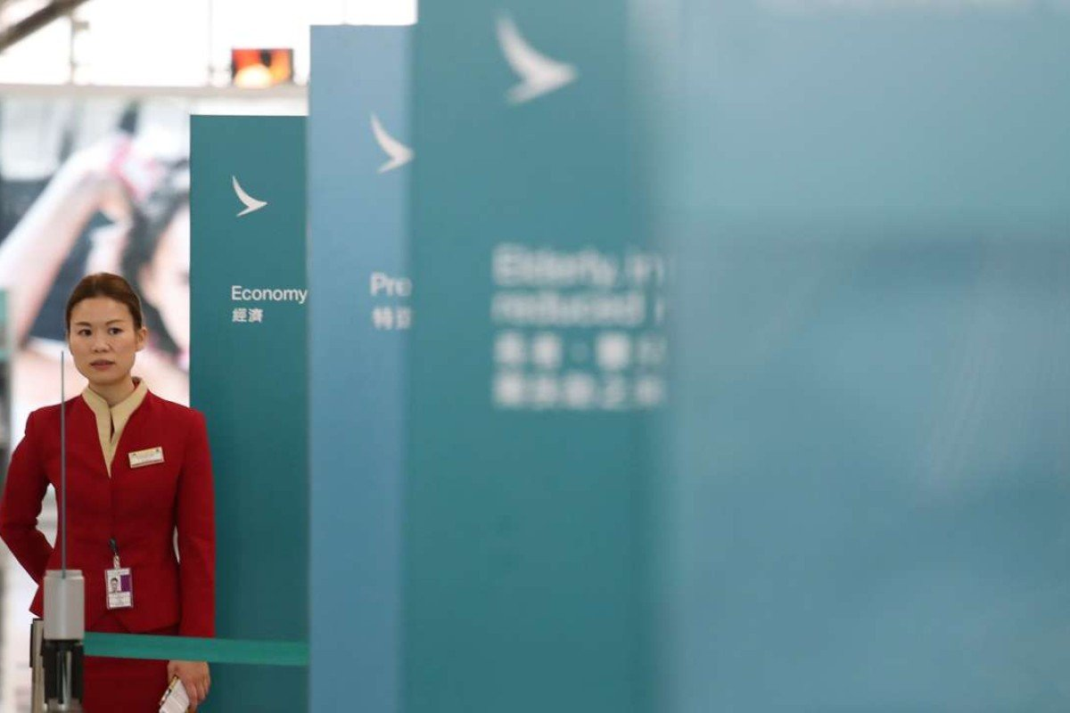 Cathay Pacific reports first loss since 2008 as rivals' cheaper