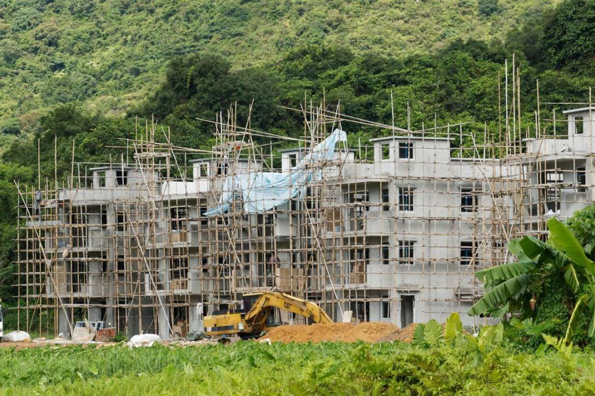 The Hongkongers giving our abandoned villages a new lease of