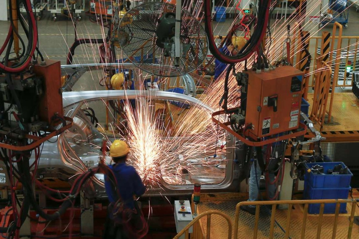 China's insurers encouraged to invest in manufacturing