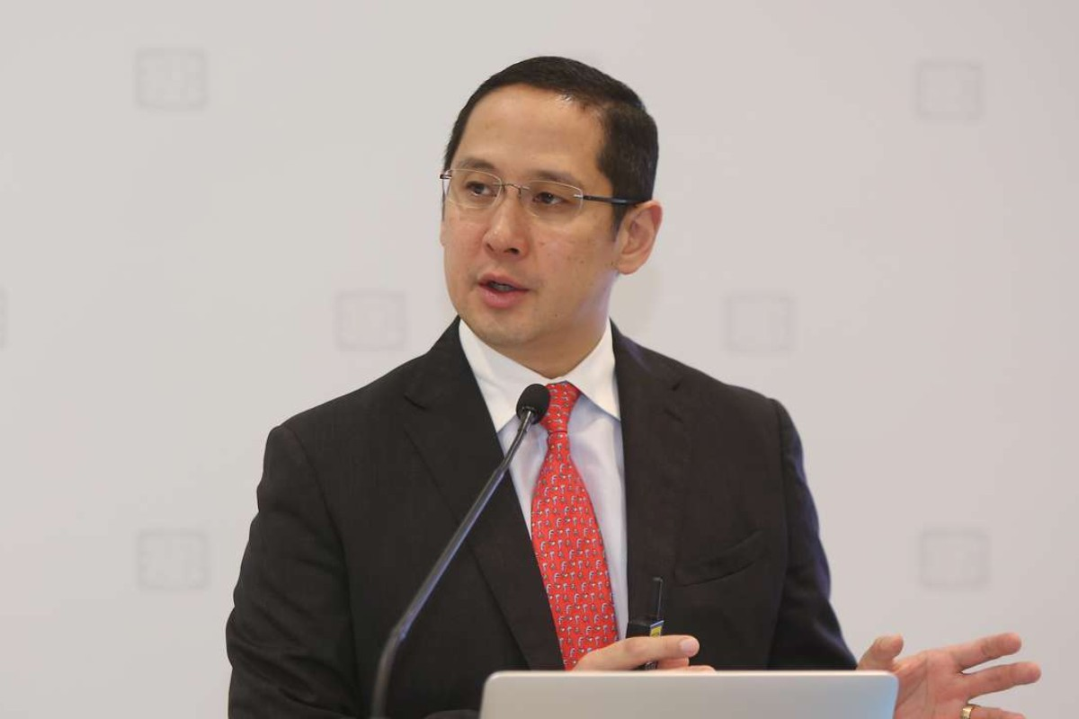 ca462da151f Li   Fung Group Chief Executive Officer Spencer Fung attends 2016 Annual  Results in Lai Chi