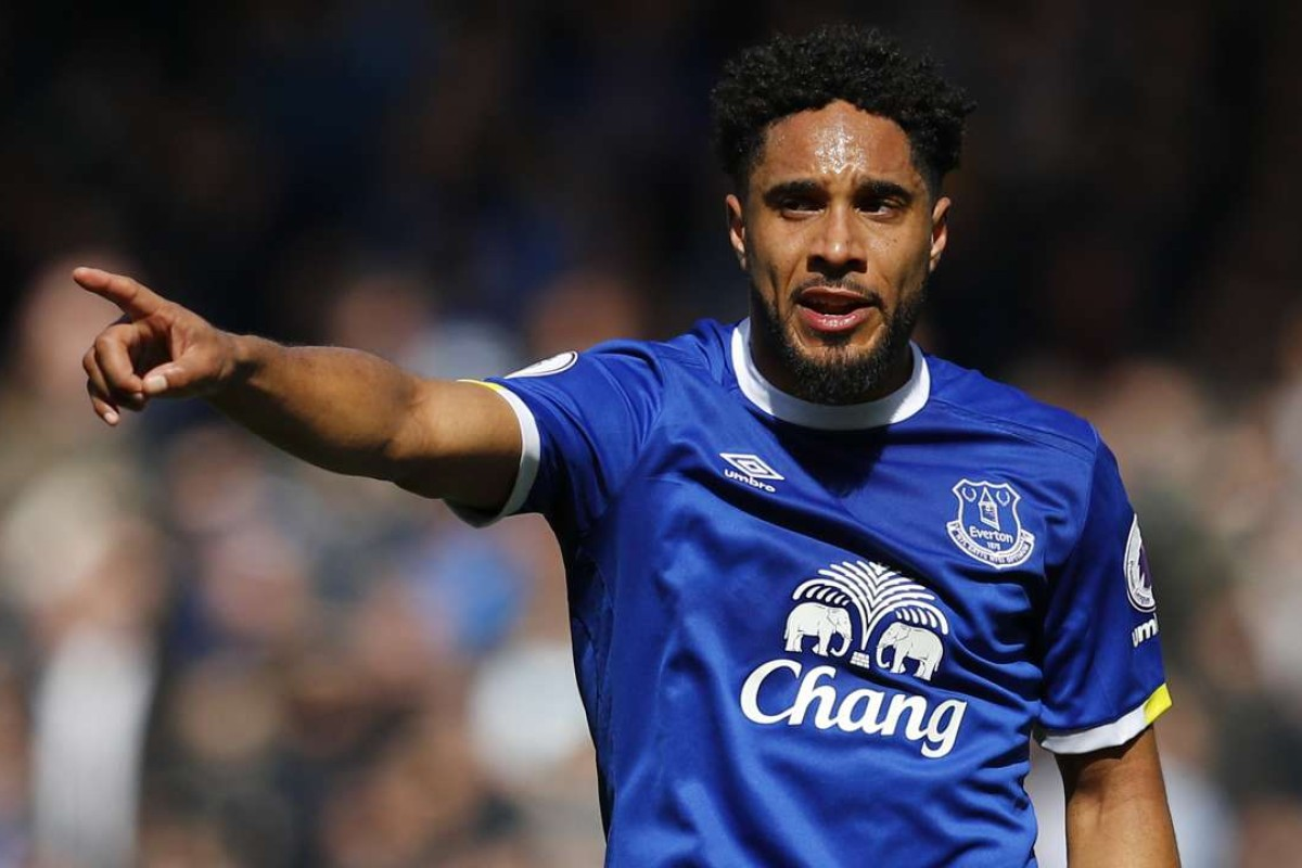a1b7ddf9e Everton s Ashley Williams is hoping for a reaction from his team against Manchester  United. Photo
