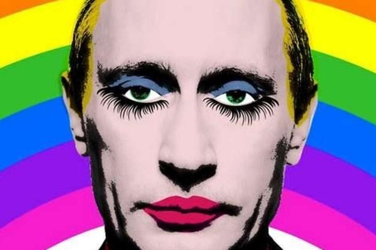Putin es gay