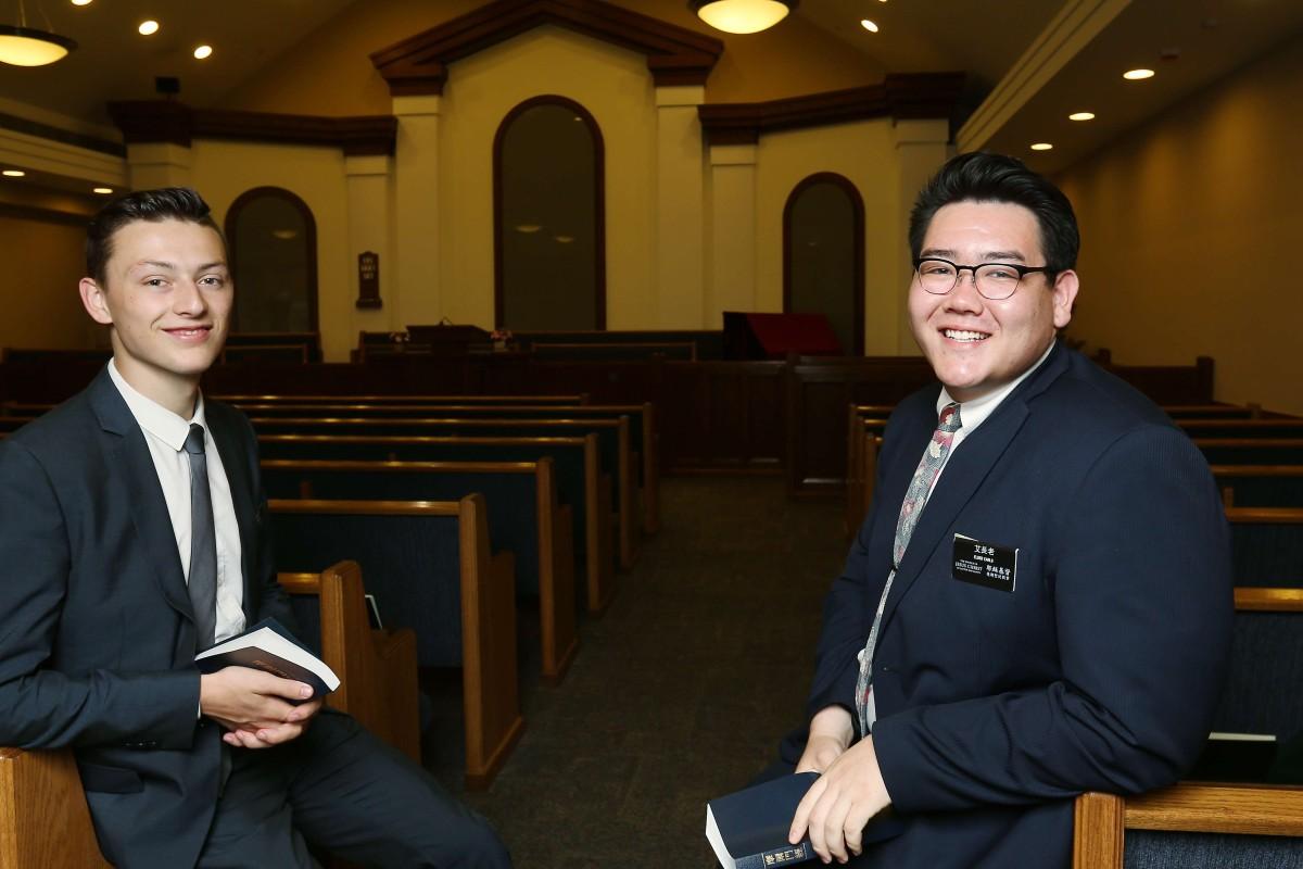Shining a light on the Mormon church in Hong Kong | South
