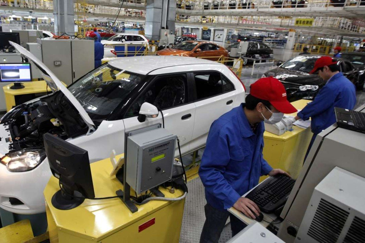 Four brands to dominate in China's automotive oligopoly | South