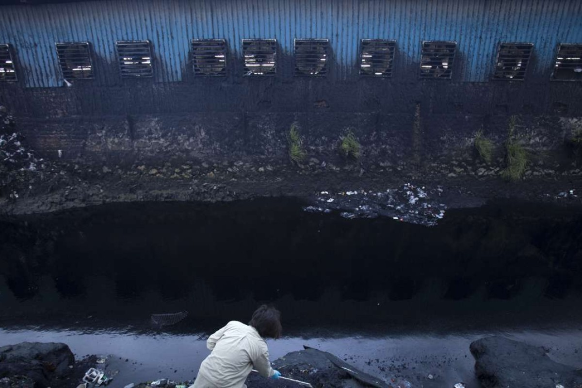 Southern China's million-tonne raw sewage problem | South