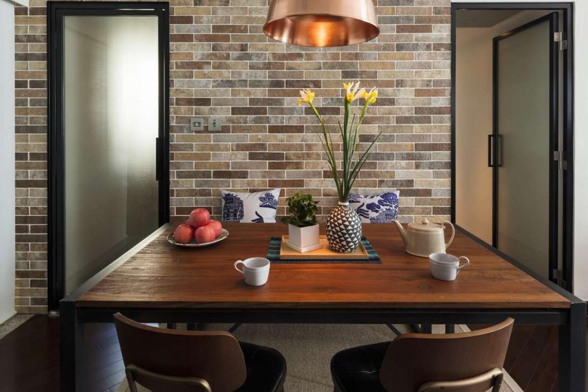 How a loft-inspired Hong Kong flat went from cookie-cutter