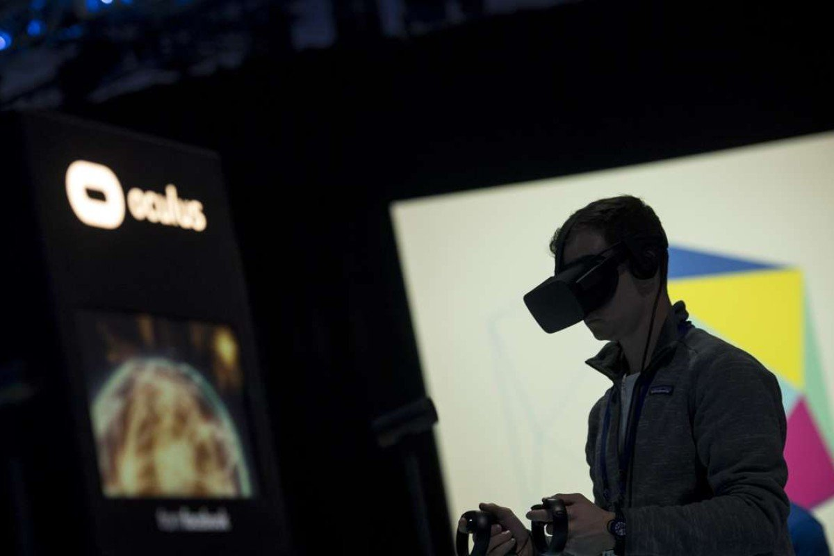 Facebook piling into augmented reality, inspired partly by
