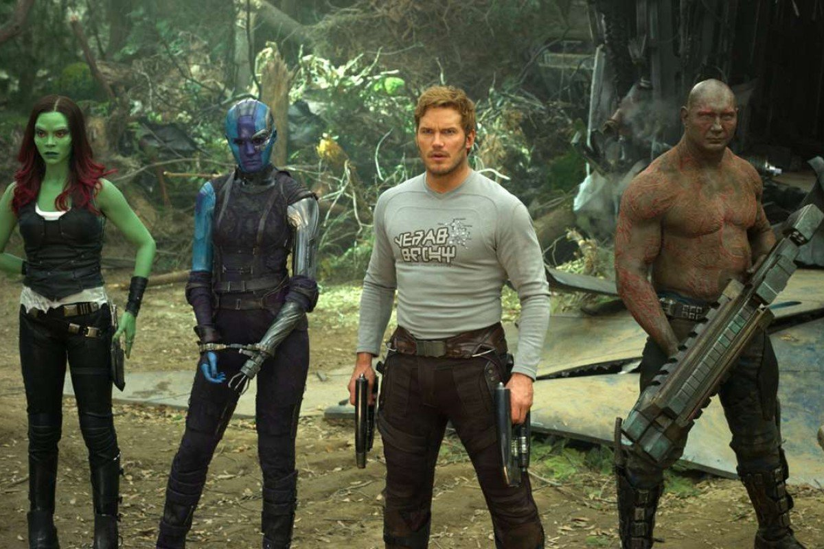 Film review: Guardians of the Galaxy Vol  2 is an uneven