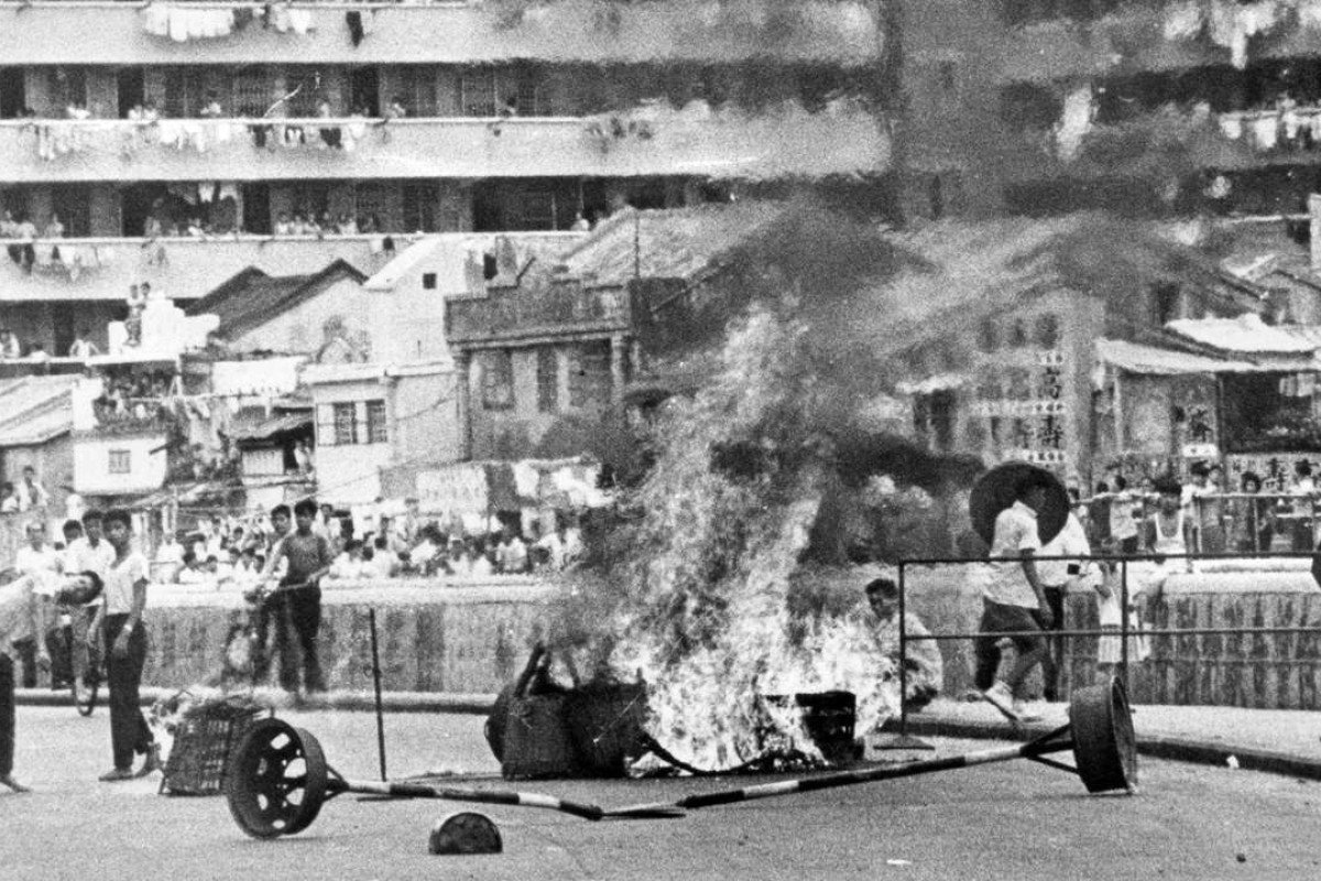 Witnesses To Anarchy The 1967 Riots In Hong Kong By Some