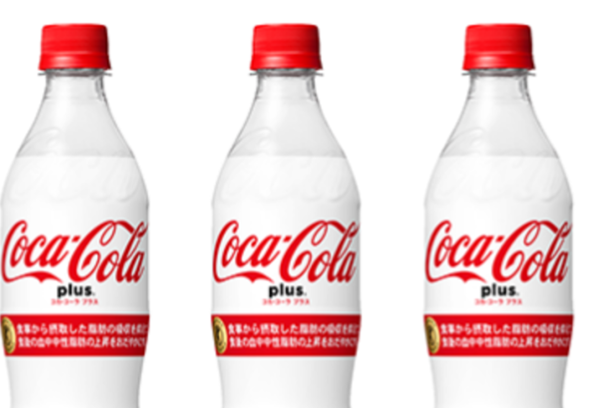 Coke is now adding fibre to drinks to try and convince