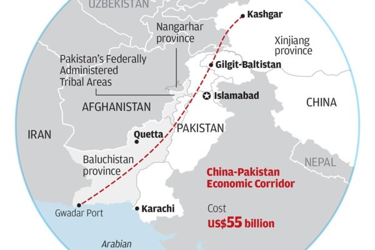 Highway to sell: How $55b trade corridor rekindled China
