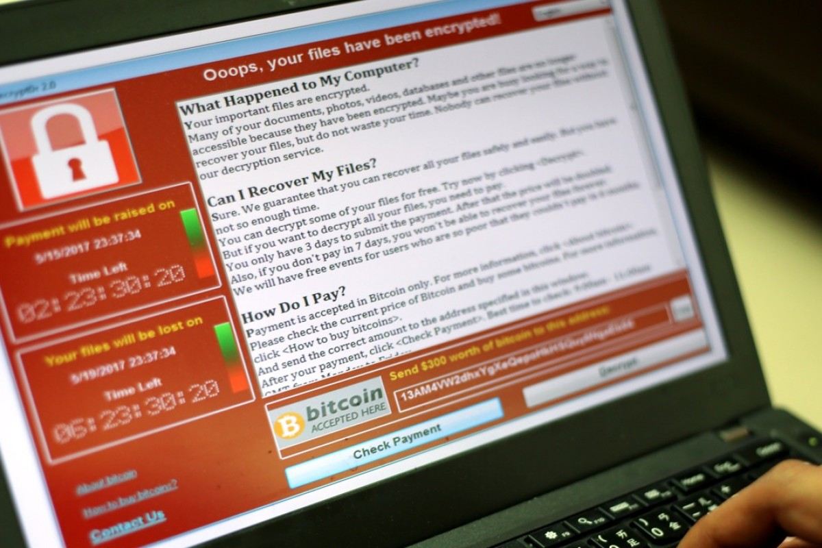 Impact of global cyberattack could strike Hong Kong on