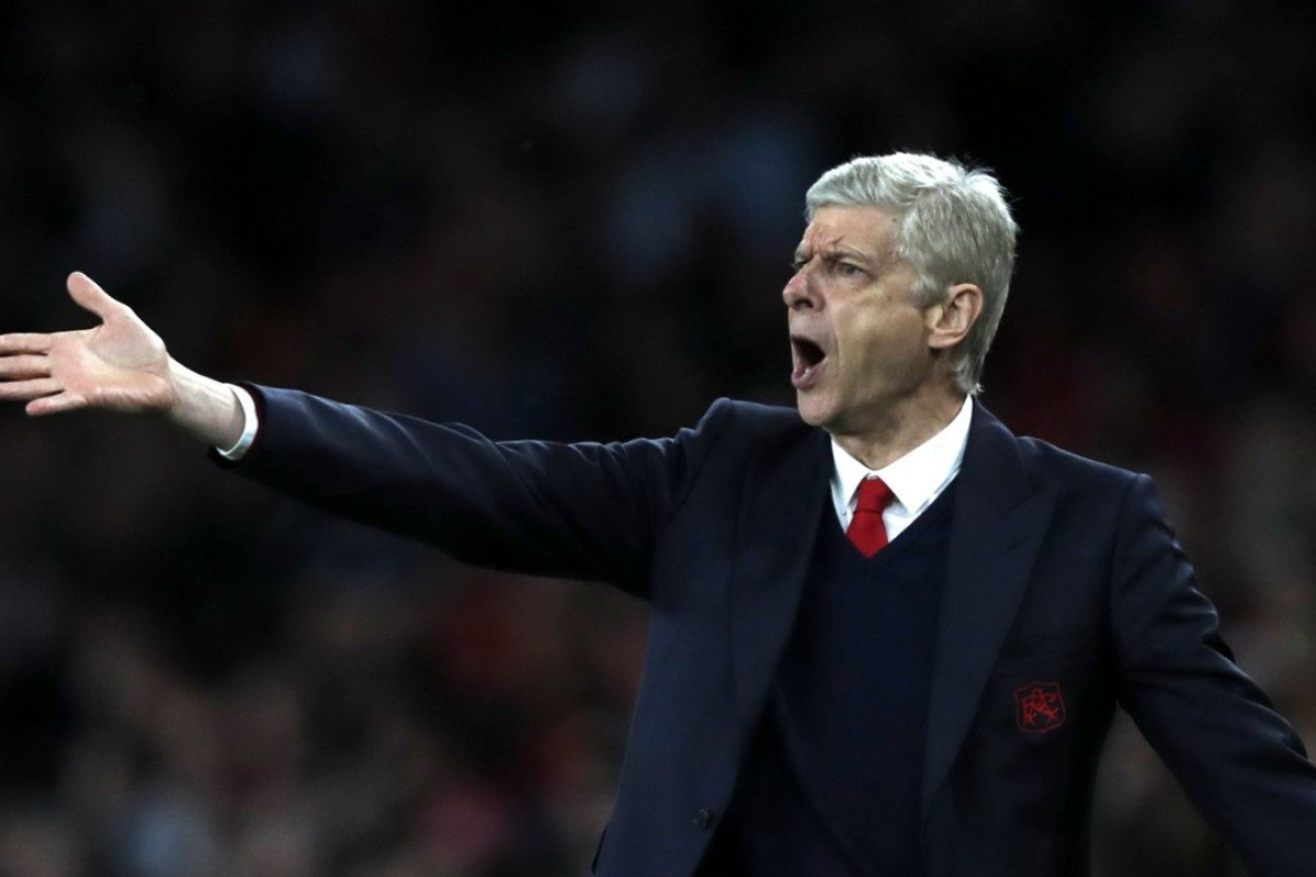 ab71089cc Arsene Wenger is determined to fight to the end of the season. Photo  AFP