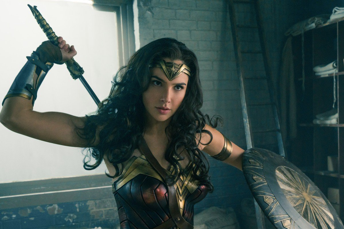 Wonder Woman 'not a feminist hero', says groundbreaking