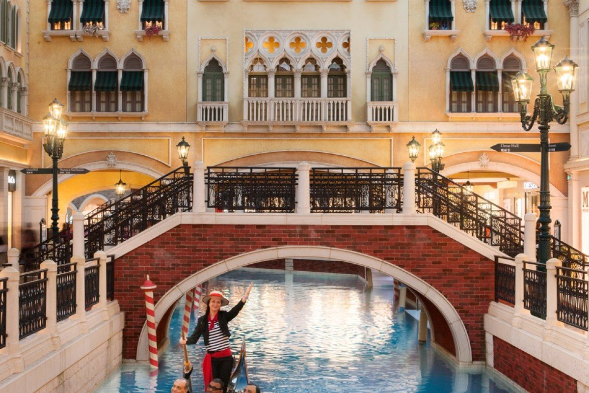 PSY's 'New Face' video is shot in Macau – can you spot the