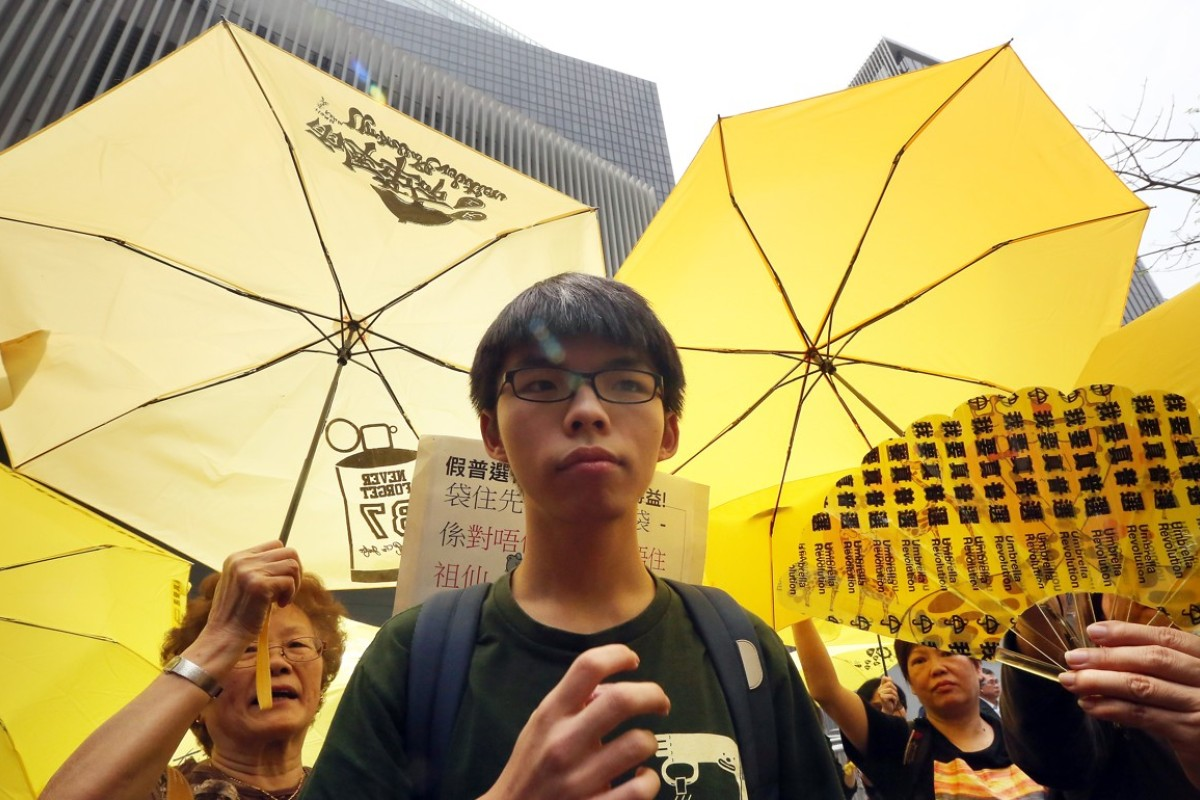 Ten things we learned about Joshua Wong from the Netflix documentary
