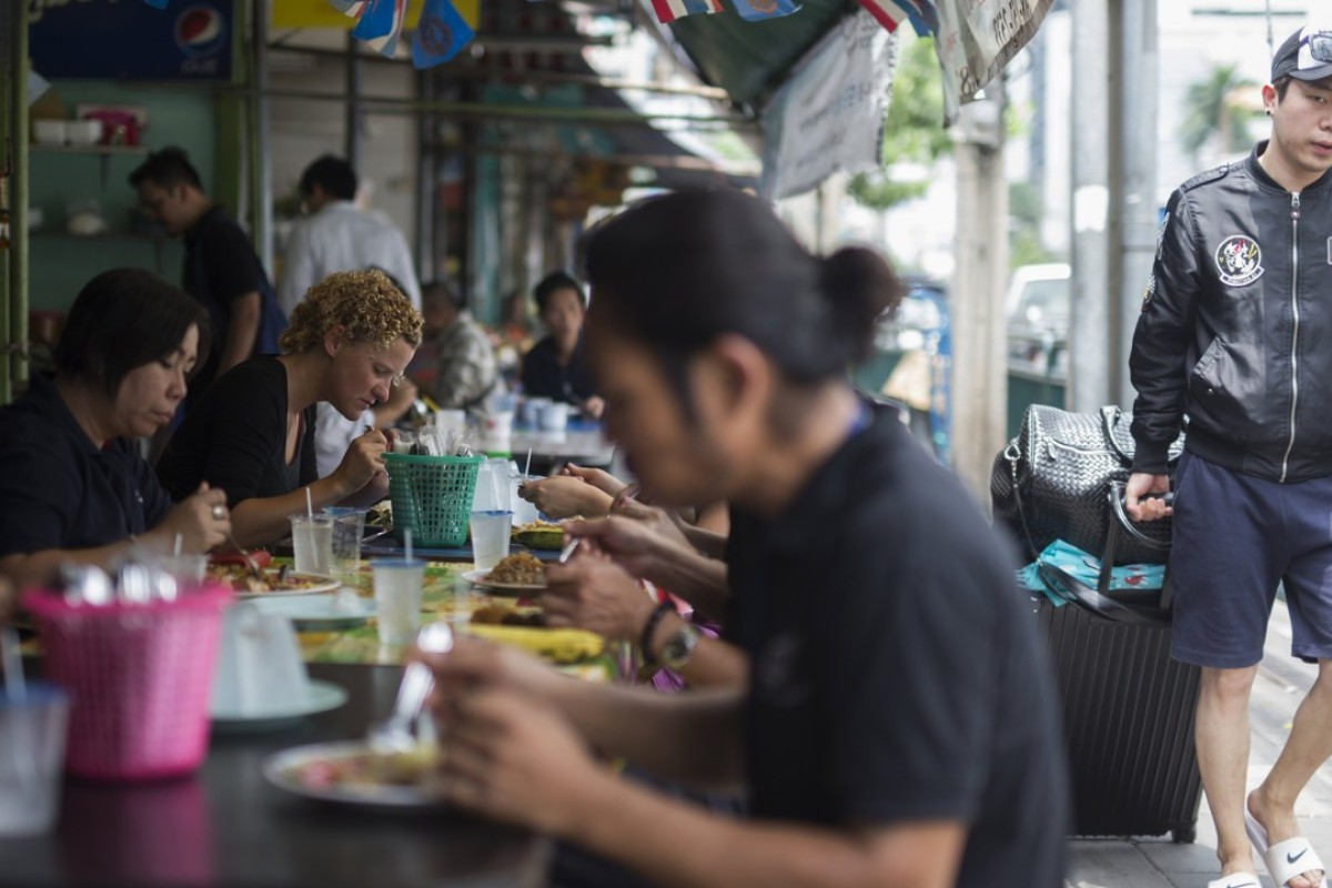 Why is Bangkok banning its famous street food stalls