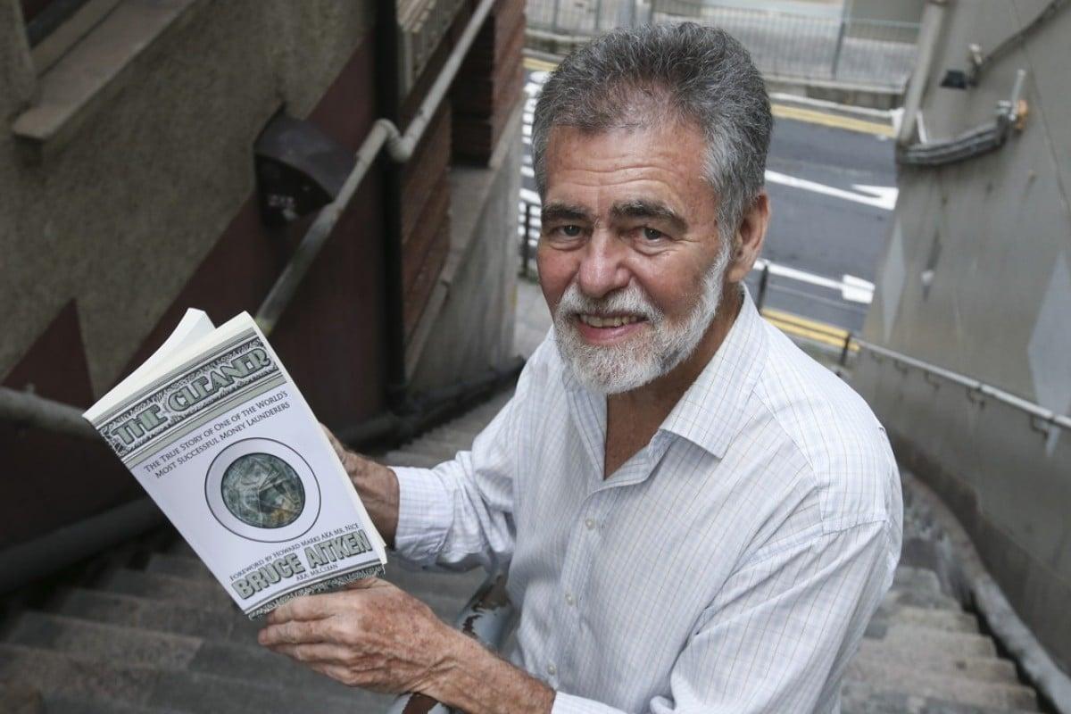 Former money launderer Mr Clean tells of Spanish priest agent