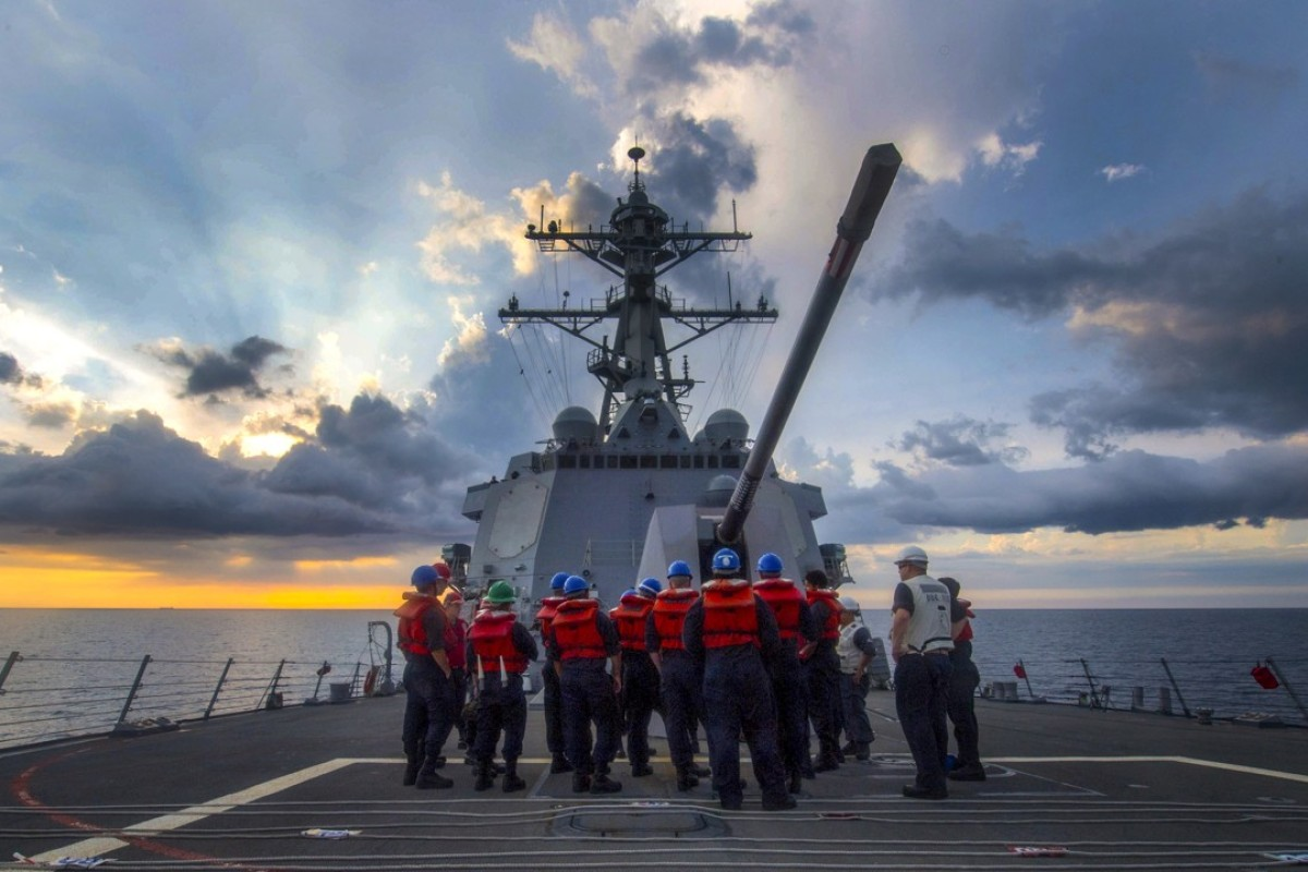 The real purpose of US Navy 'freedom of navigation operations