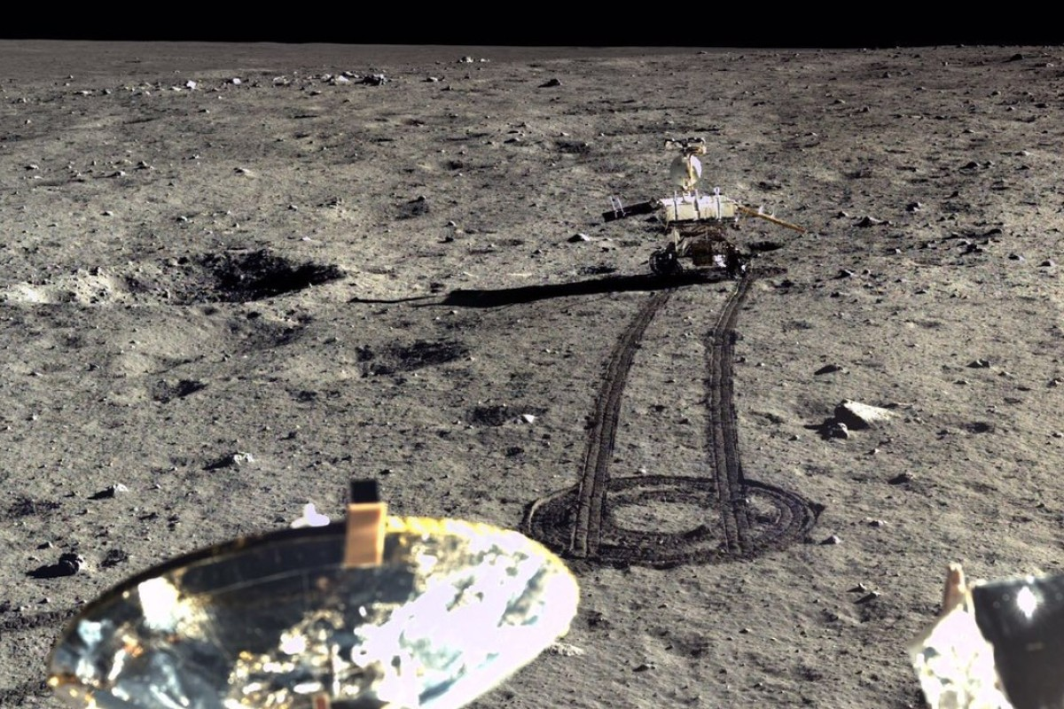 China making plans to put people on the moon | South China