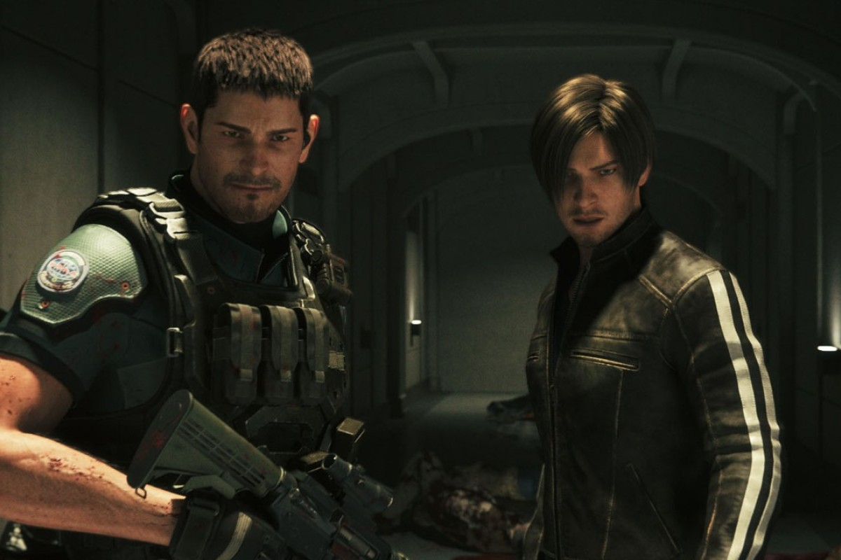 Film Review Animated Feature Resident Evil Vendetta Is For