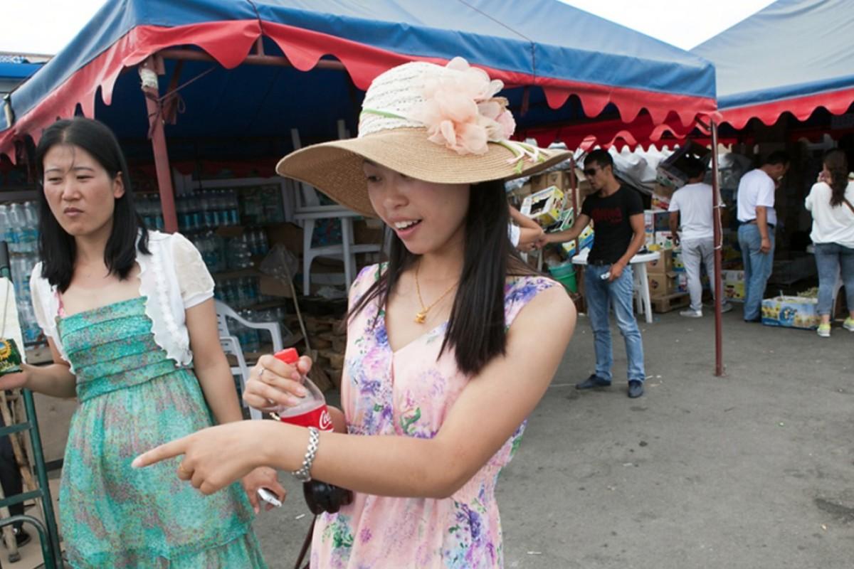 Anal Girl in Yishui