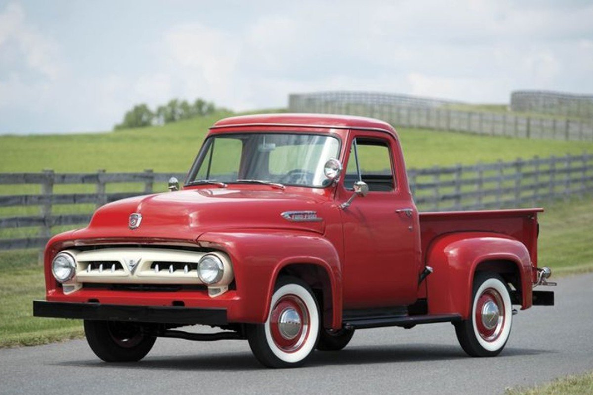 Why Vintage Ford Pickup Trucks Are The Hottest New Luxury Item