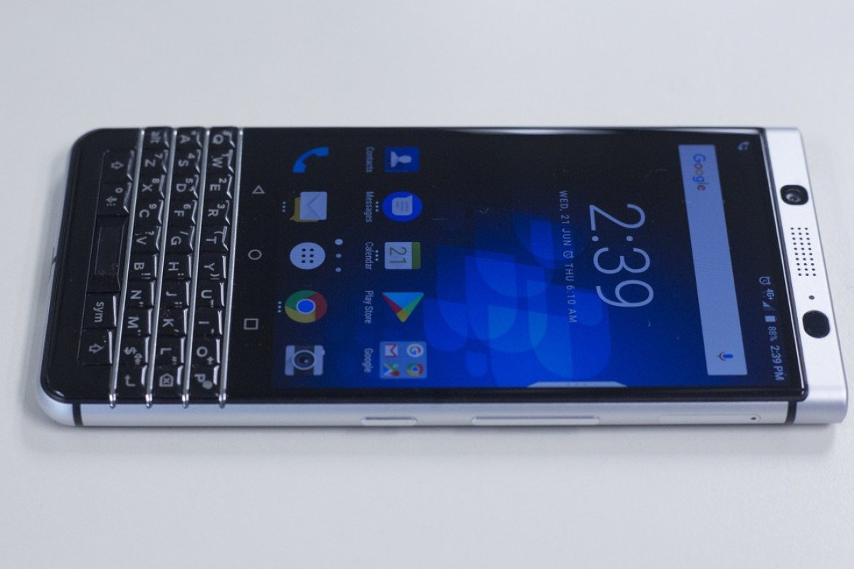 Review: TCL's BlackBerry KeyOne - 'workhorse' battery life