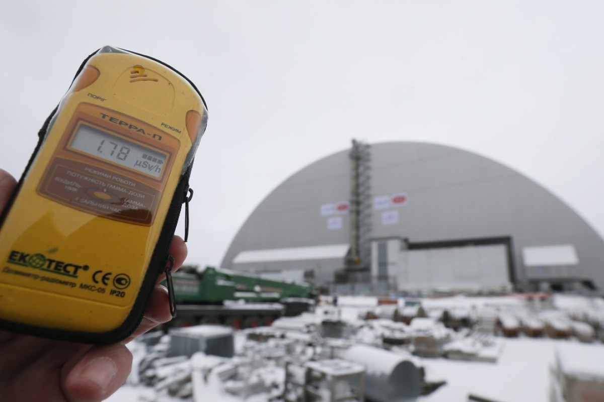 Chernobyl nuclear site hit by powerful ransomware cyber