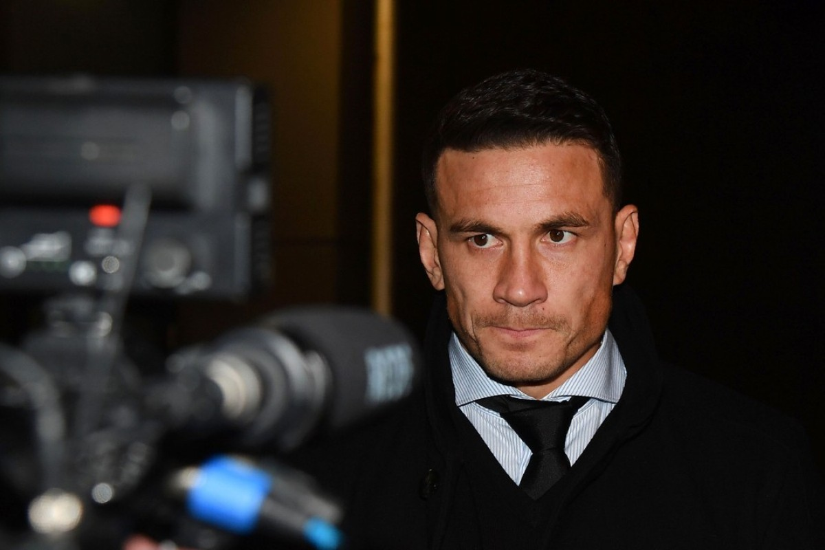 Sonny Bill Williams to miss British & Irish Lions decider after